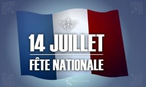 14 juillet - Fête Nationale