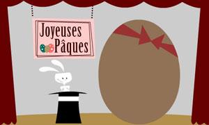 La magie de Pâques