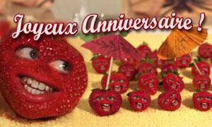 Vous aimez les fraises ?