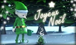 Le sapin géant de Noël
