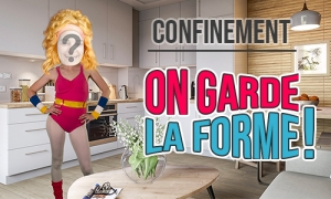 Confinement : Les filles, on garde la forme !